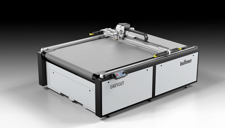 Bullmer to showcase Premiumcut cutting machines with integrated feeding, scanning and roll handling