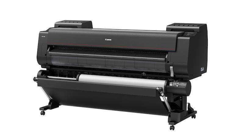Canon – neue Großformatdrucker und -Scanner für den Herbst