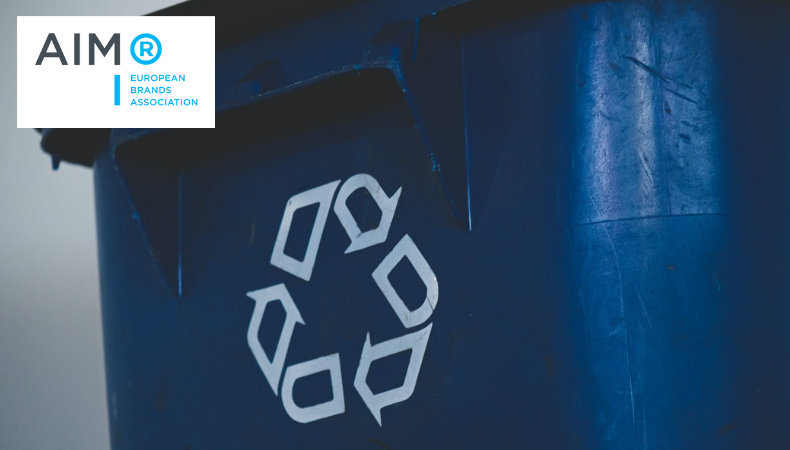 Water marking for recycling