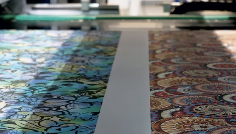 The Evolution of High Production Digital Textile Printers and Single Pass Printing