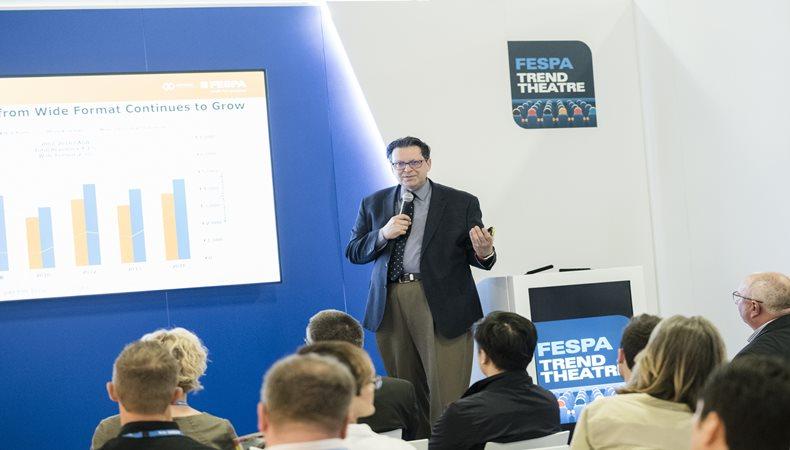 FESPA anuncia el programa para su trend theatre en Global Print Expo 2019