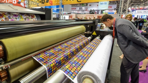 FESPA's largest digital textile event just one week away