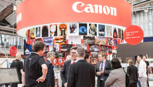 Canon announces 'revolutionary' wide-format technology