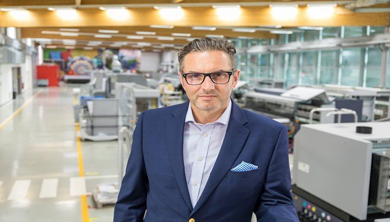 Durst und Koenig & Bauer über ihr neues digitales Joint Venture