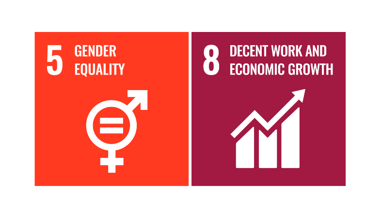 UN SDGs and social and employment issues
