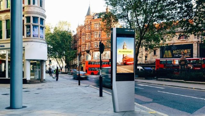 BT and Primesight unveil phone box of the future