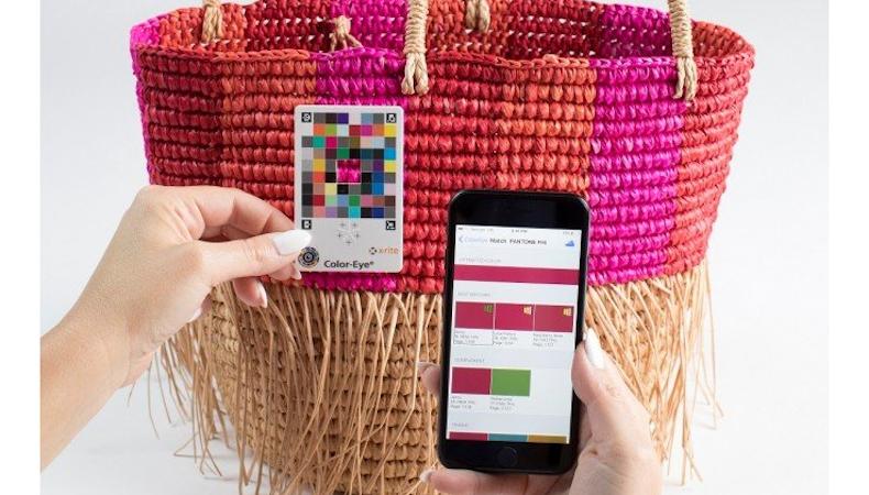 Medición del color en teléfonos inteligentes y compras online