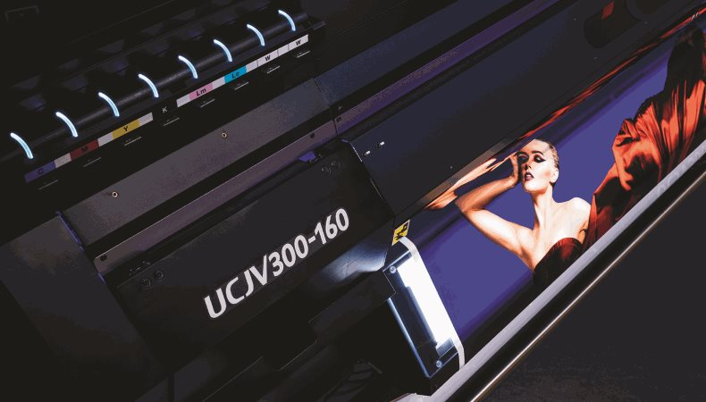 Mimaki sets customer focus with 3M deal