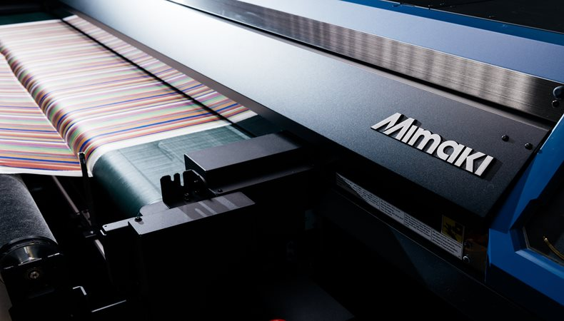 Digital textile printing, a win win for the environment and producers alike