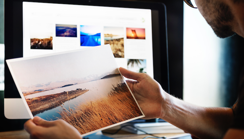 How to optimise resolution to get the highest print quality