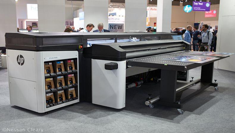 Eligiendo la tinta adecuada para la impresión de gran formato
