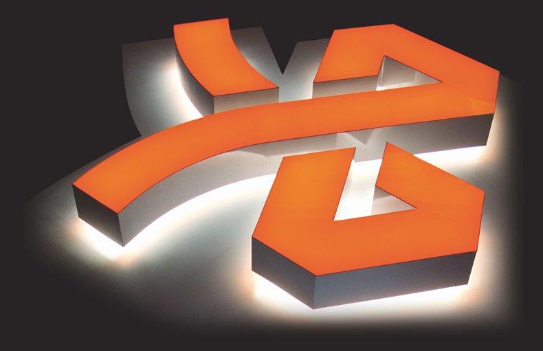 Domino Sign erstrahlt auf der European Sign Expo 2021