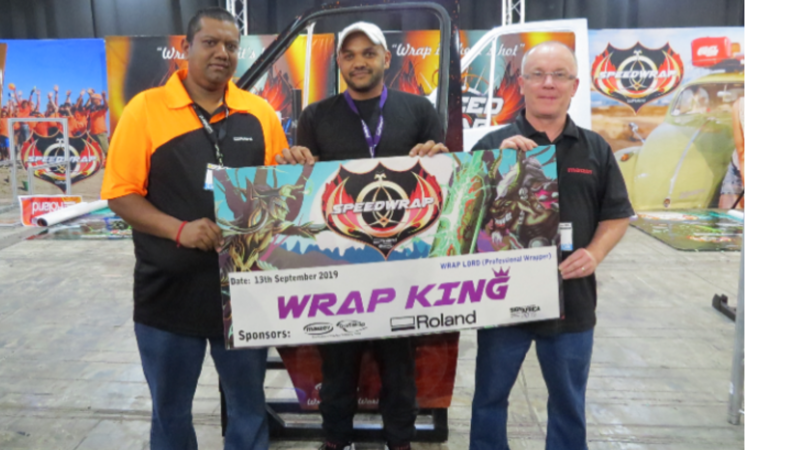 Speed Wrap 2019 winner crowned