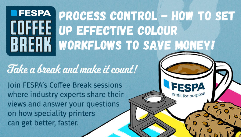 FESPA Coffee Break: setting up more effective colour workflows