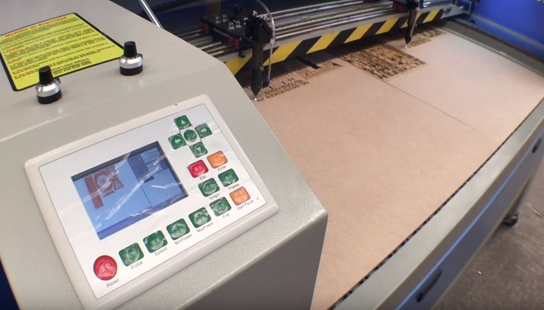 Boye Laser to exhibit new laser cutting machine at FESPA Mexico 2018
