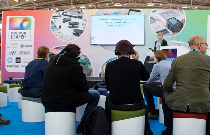 Impressions of Global Print Expo 2019