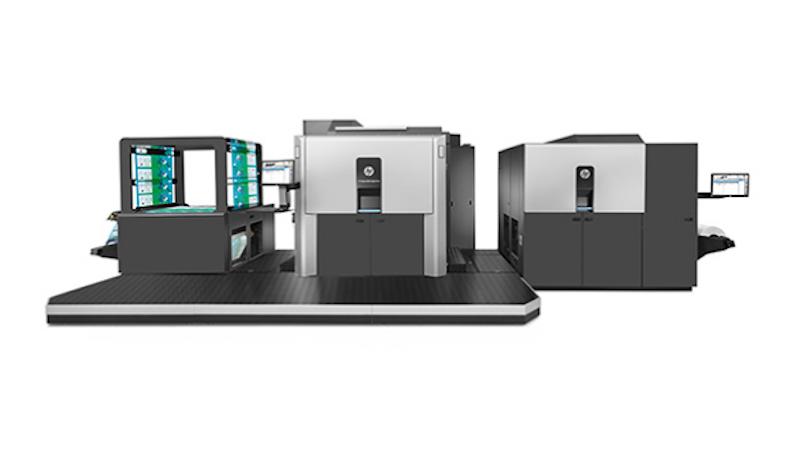 Amcor instala una prensa HP Indigo 20000