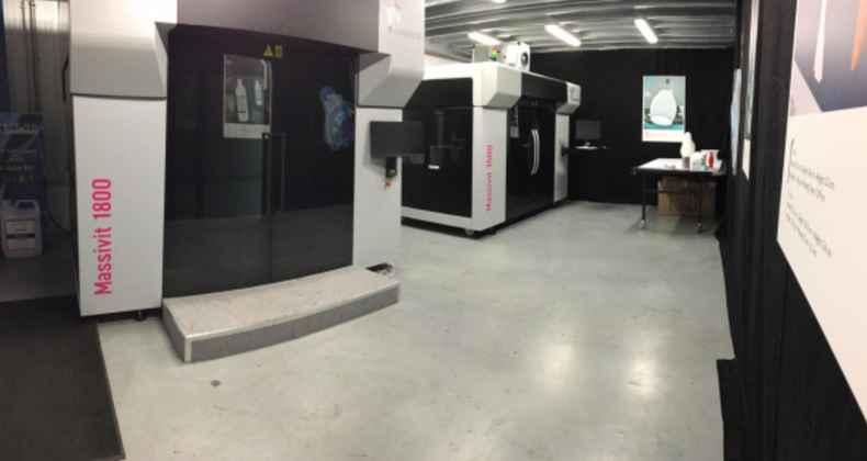 Massivit 3D eröffnet europäisches Demo Center