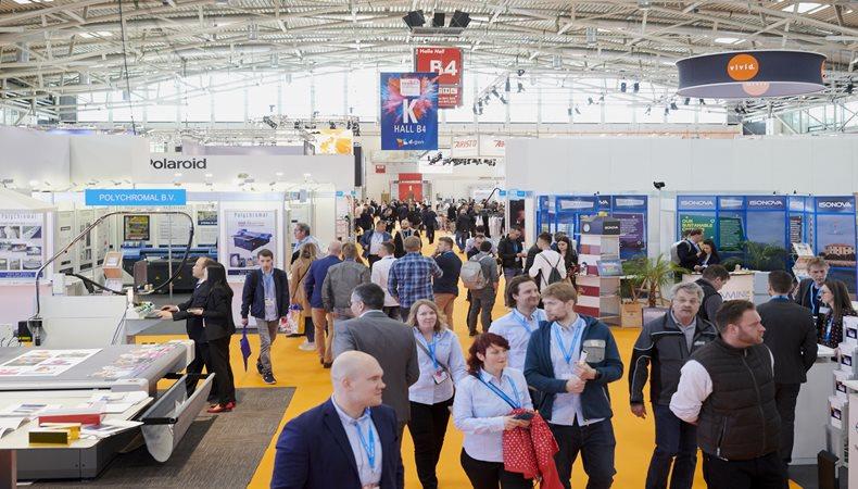 FESPA Global Print Expo 2019 bietet lukrative Erfahrungs-Rendite