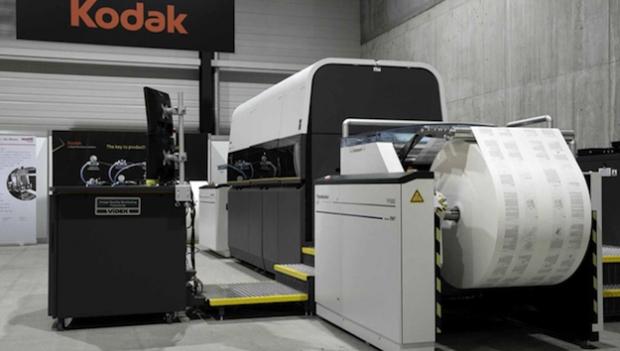 Kodak anuncia que mantendrá el negocio inkjet de PROSPER