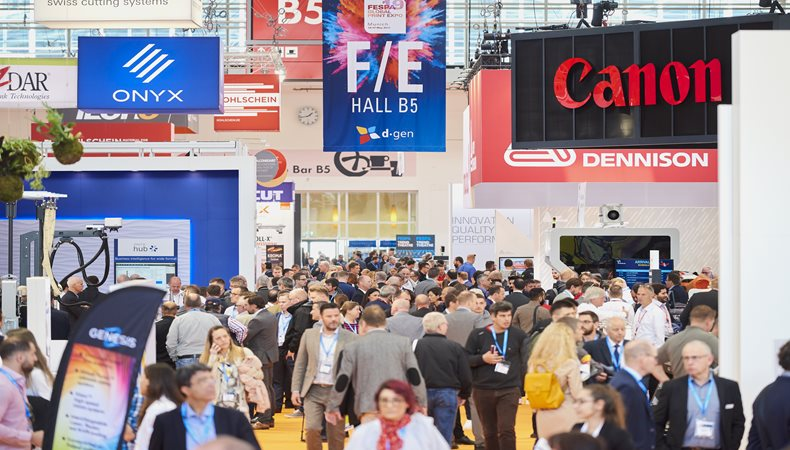 FESPA Global Print Expo 2020 set to bring colour to life with the latest screen and digital printing