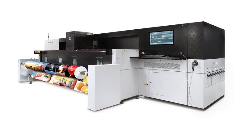 Durst P5 TEX iSUB: un hito en la impresión por sublimación