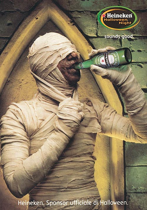 heineken-halloween-night-drinking the mummy