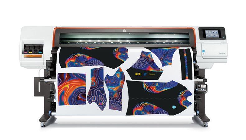 HP stellt Sublimationsdrucker vor