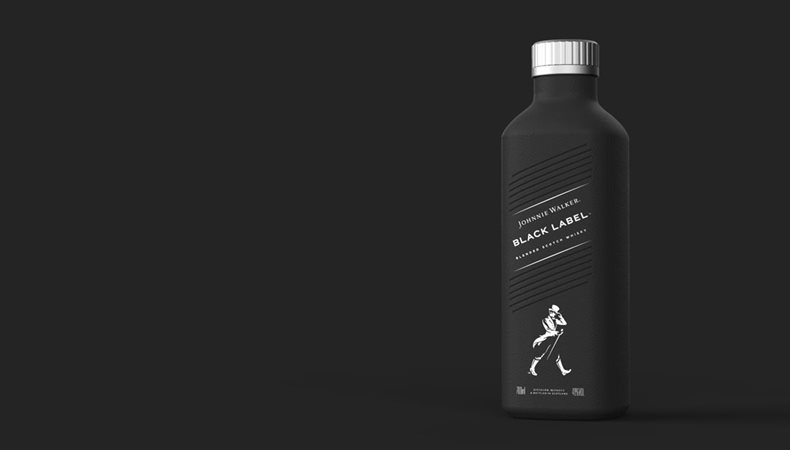 Diageo entwickelt kunststofffreie Flaschen
