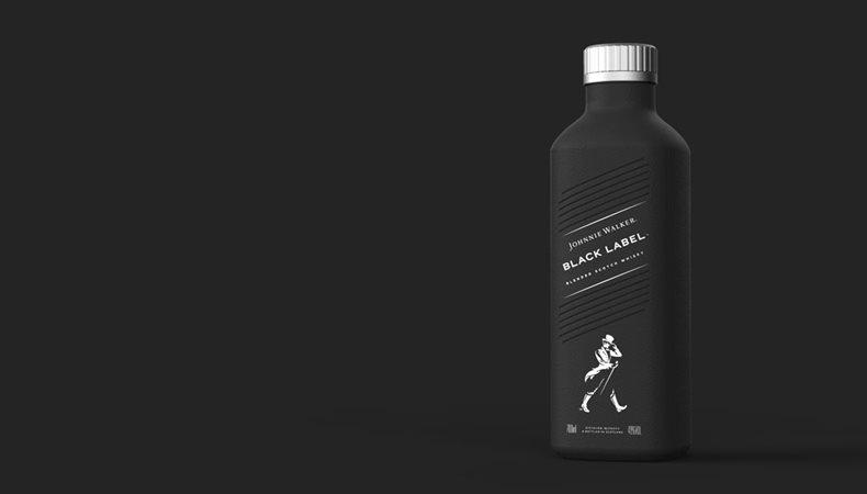 Diageo developing plastic free bottles