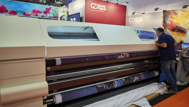 Digital wide format textile printers and their applications