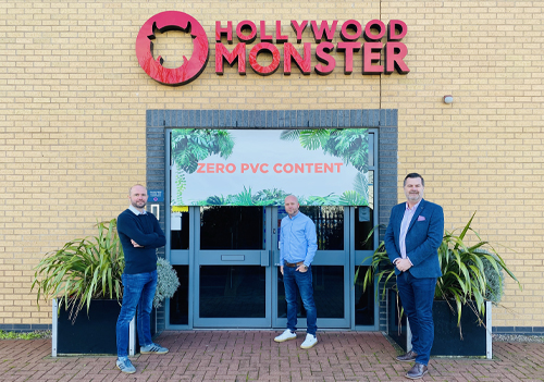 Hollywood Monster in UK-first with green pledge