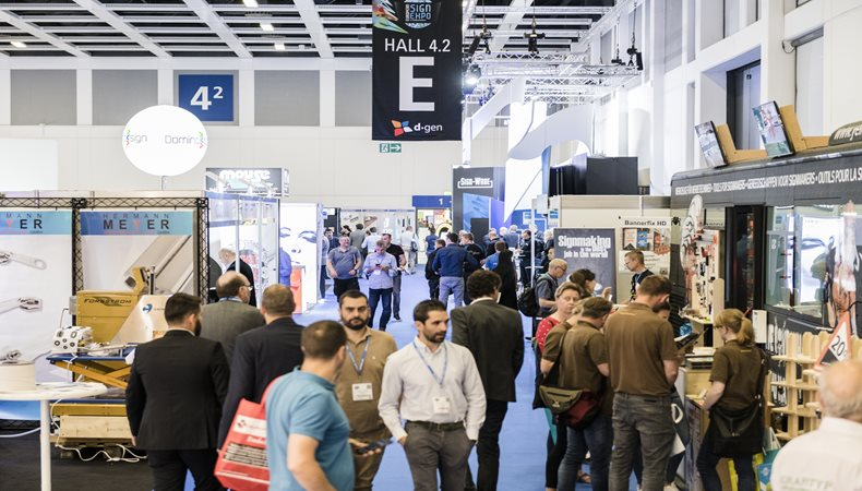What is in store at the European Sign Expo 2019?