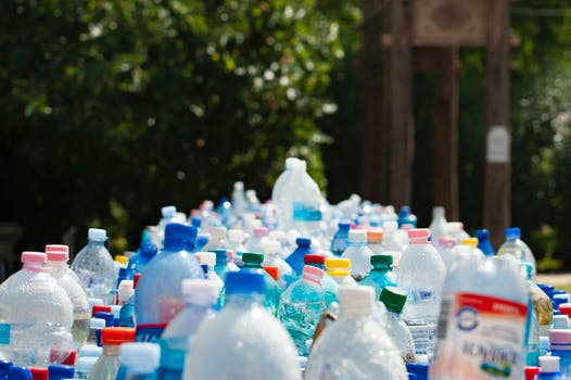 Banning plastic for the benefit of the environment