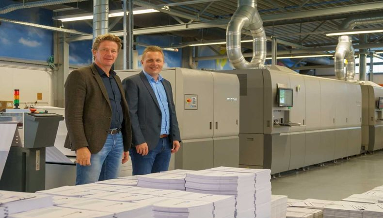 Zalsman expands inkjet capacity with Europe's very first Ricoh Pro VC70000
