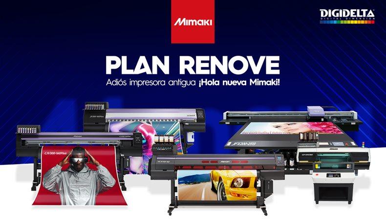 Digidelta ha lanzado una campaña de Renovación de Plan Renove