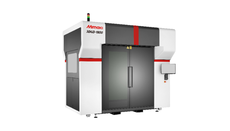 Mimaki expands portfolio with large-scale 3D Printer - offering total 2D and 3D printing solution