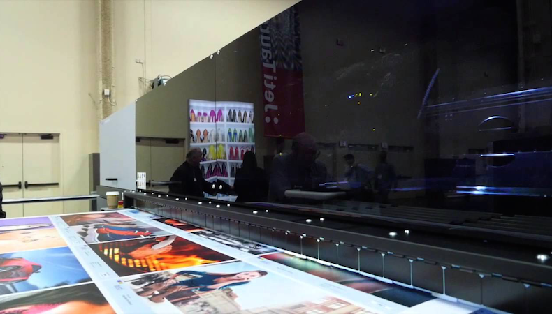 Gotprint boosts promotional signage presence with Durst