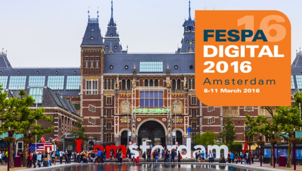 FESPA returns to Amsterdam in 2016 to celebrate 10-year anniversary of Digital show