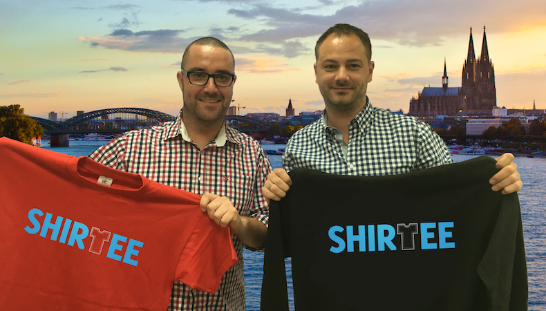 X-Print reinvents textile printing model with shirtee.de