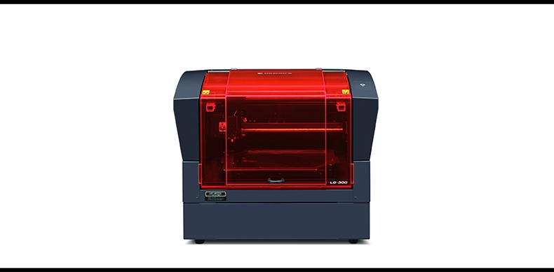 Nächsten Generation des LD-300 Laser Decorators von DGShape
