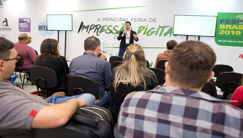 FESPA Digital Printing 2020 promotes a series of initiatives aimed at the visitors in Brazil