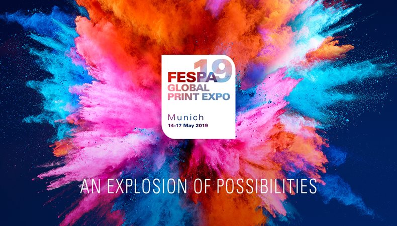 FESPA Global Print Expo 2019 returns to Munich with an explosion of possibilities