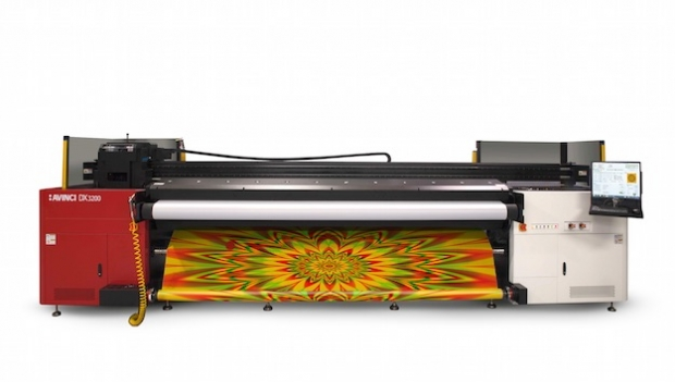 Agfa presents Avinci DX3200 textile printer at FESPA 2017