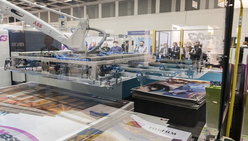 First FESPA Digital Corrugated Experience delivers unique learning event