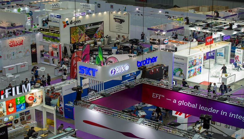 Exhibitors announce product highlights ahead of Asia Print Expo 2019