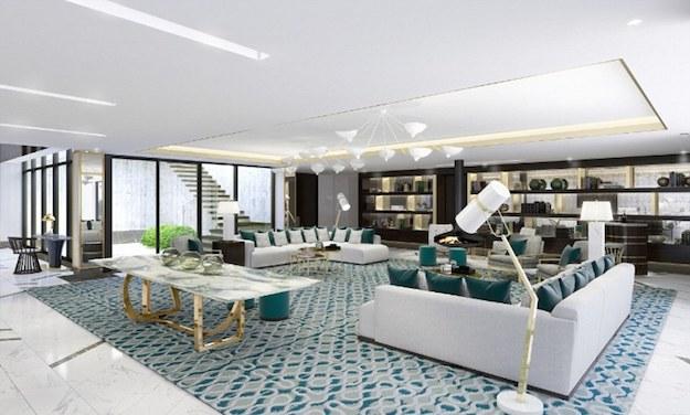 7. Vivienne Westwood: Größte Hotel Suite Mit Druck Designs In Los Angeles