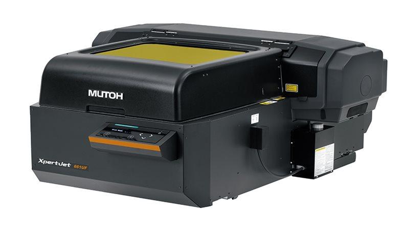 Mutoh erweitert sein Produktfamilie von kleinen UV-Druckern