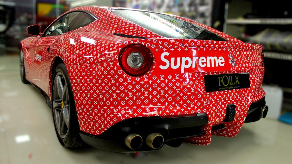 16. Luxury Wrap For Billionaireu0027s Son