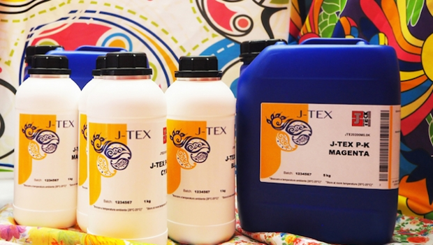 J-Teck3 to launch new J-Tex pigment inks at FESPA